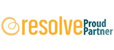 Resolve Proud Partner Logo