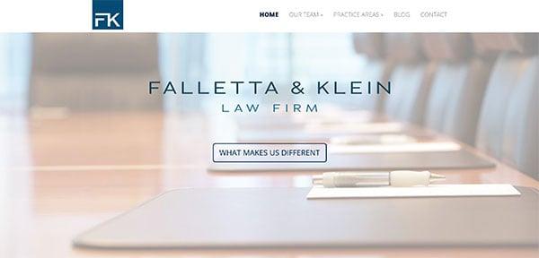 Falletta u0026amp; Klein law firm in San Diego