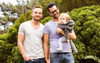 Surrogacy for LGBT couples
